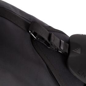 Restrap Small Sadeltaske med drybag 8l, sort